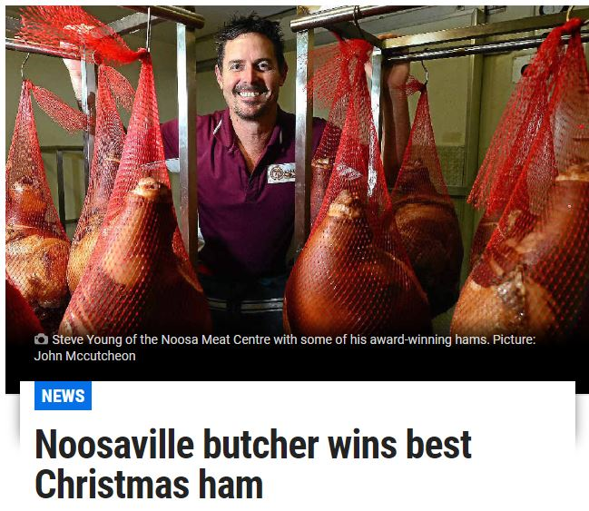 Best ham in Australia